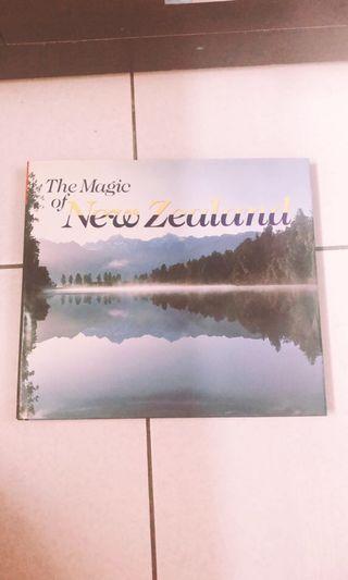 🚚 書籍:紐西蘭風景