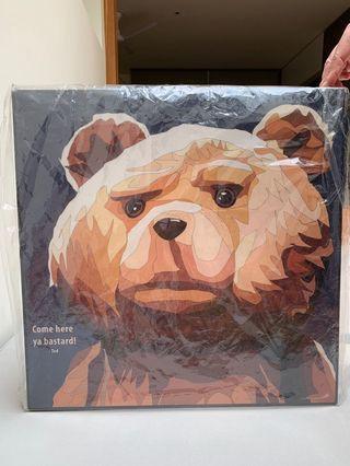 Keetatat Sitthikek Teddy Bear Popart