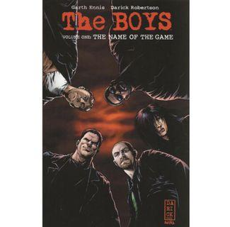 THE BOYS TPB (2007) TV Show Amazon