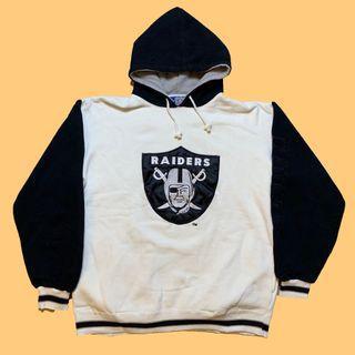 JCI:Vintage Starter NFL 奧克蘭 突擊者隊 帽T 90s / Raiders / Supreme