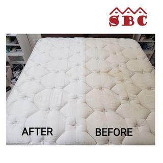 Mattress, sofa, chairs, carpet cleaning services