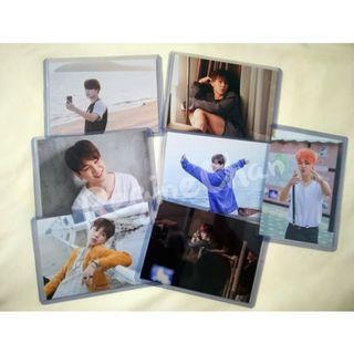 BTS Butterfly Dream Exhibition Jimin live photo