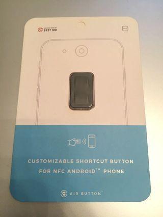 全新 包郵 Air Button NFC 手提電話 無線 快捷鍵
