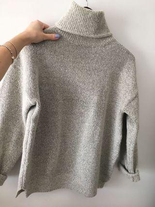 Oak and Fort Turtleneck Size XS
