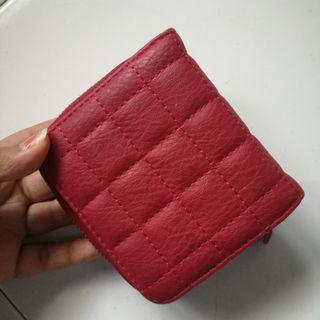 Small Red Purse/Wallet
