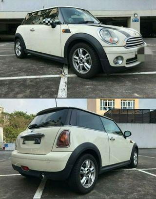 Mini cooper for rental $80 only