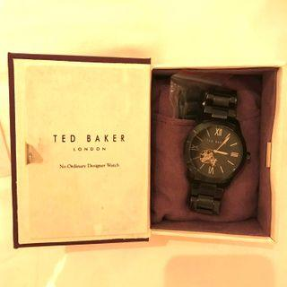 Authentic Ted Baker Men's Stainless Steel Watch