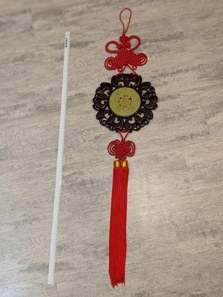 五福臨門吊飾