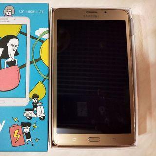 三星 Samsung  Galaxy  Tab  J  7吋平板手機