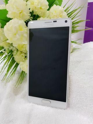Very Good Condition Samsung Note 4