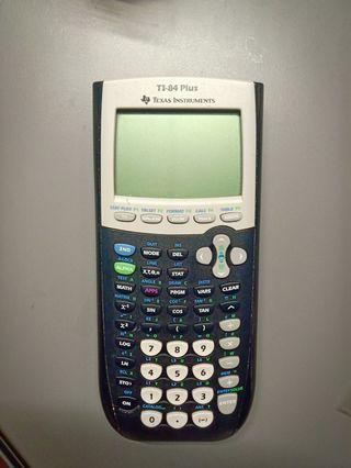 TI84 Plus Graphic Calculator