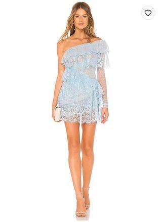 House of Harlow Lace Dress