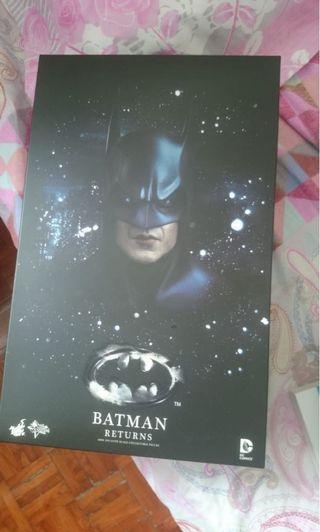 Hottoys hot toys Batman Returns Bruce Wayne 1989 蝙蝠俠