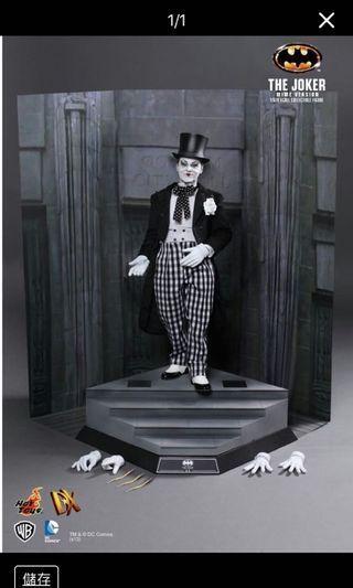 HOT TOYS DX14 Batman 蝙蝠俠 1989 The Joker 小丑 (Mime Version) 默劇版 1/6 figure