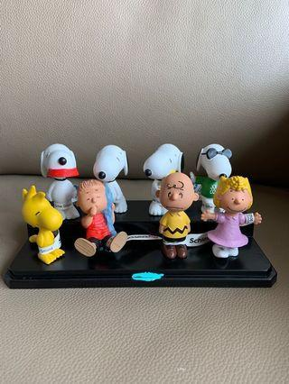 Snoopy figures 2014 series