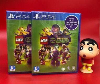(全新PS4)🔥 Lego DC超級反派🔥(中文版)