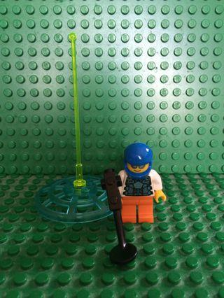 Lego Space Minifigure set