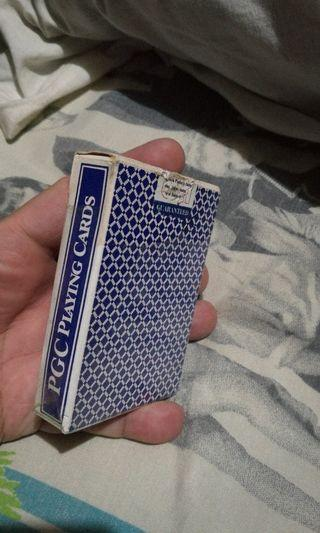 hoyle playing cards diamond back pgc
