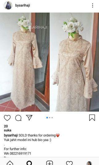 Preloved Dress Kondangan
