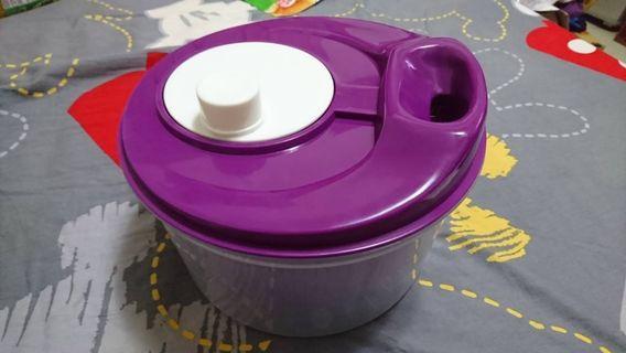 🚚 亮麗紫 小幫手 多功能脫水器  原價:500 #半價居家拍賣會