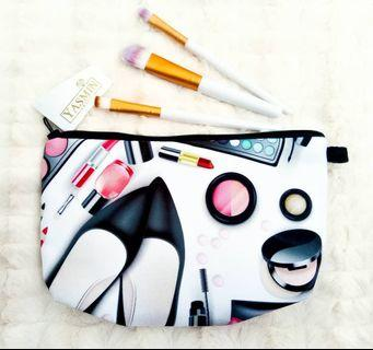 Yasmi Cute Travel Pouch Bag for Raya