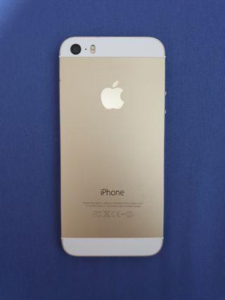 [Reserved] iPhone 5S - Gold - Spoilt Motherboard