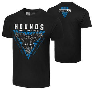 WWE SHIELD HOUNDS OF JUSTICE