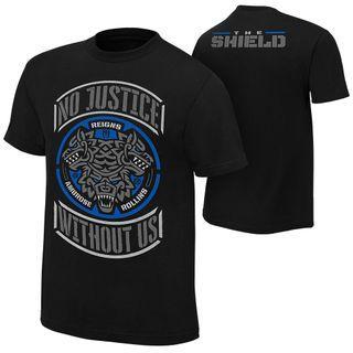 WWE SHIELD LIMITED EDITION