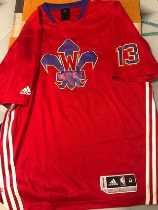 Adidas NBA All-Star Game 2014 jersey