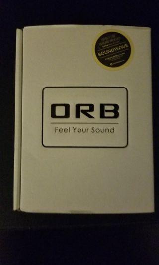 Orb clear force ultimate 4.4mm mmcx 有保養耳機線
