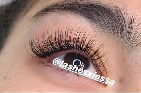 $10 off Classic Lash Extensions by a Certified Technician