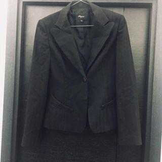 全新playlord blazer in black 黑色西裝外套褸