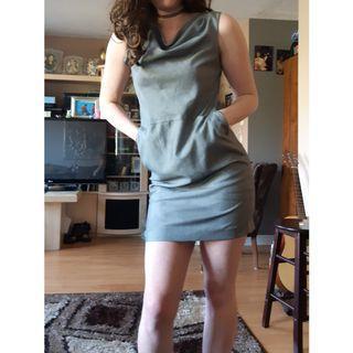 Gap Grey Dress Small