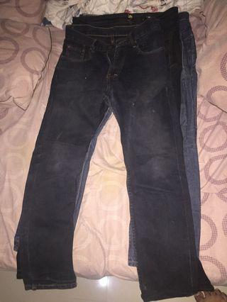 Longpants Jeans 4 Pcs