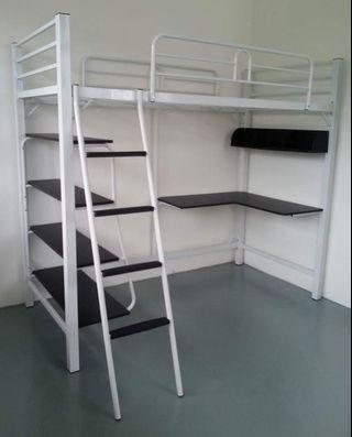 Loft bed murah