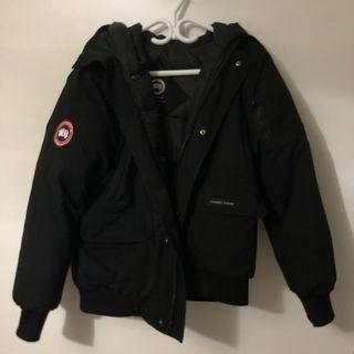 Canada goose down jacket bomber