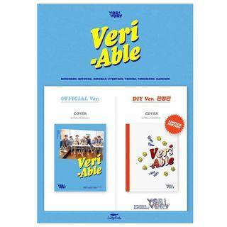 [PO] VERIVERY 2ND MINI ALBUM VERI-ABLE  * APR75