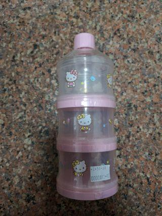 Hello Kitty Milk Powder Container
