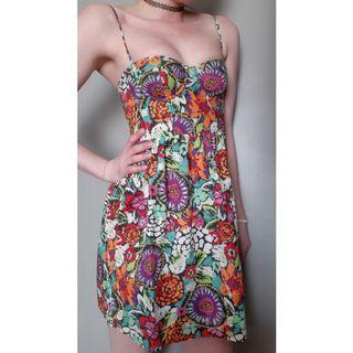 Floral Summer Dress size 2