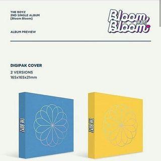 [PO] THE BOYZ 2ND SINGLE ALBUM 'BLOOM BLOOM'  * APR75