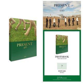 [PO] EXO PHOTOBOOK 'PRESENT; gift'  * APR75
