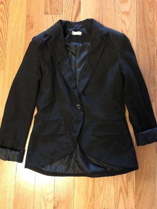 Vero Moda Black Blazer (Size 36)