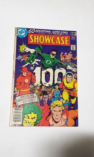 Dc Comics SHOWCASE 100 ANNIVERSARY ISSUE DC COMICS #EndgameYourExcess