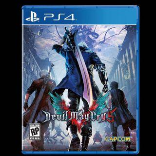 PS4 Devil May Cry 5 R3