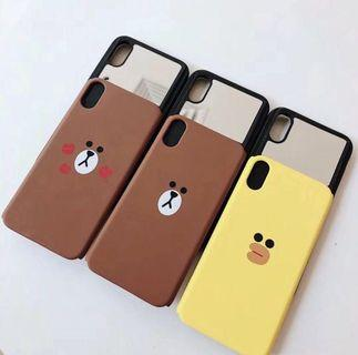 Bear Duck Phone Case