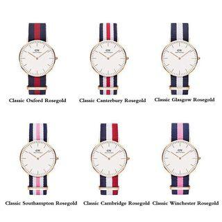 🚚 OEM Daniel Wellington Watch for Men and Women