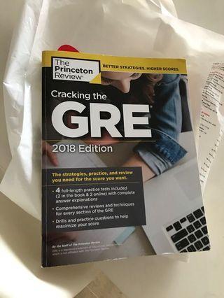 🚚 GRE 2018 Princeton review