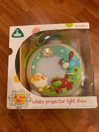 Early Learning Centre Blossom Farm Lullaby Projector Light Show