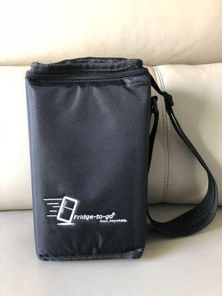 🚚 Fridge to go cooler bag