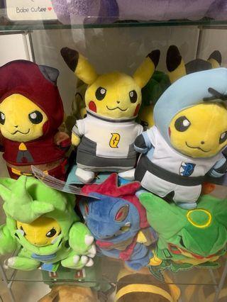 🚚 Cosplay Pikachu Plushy